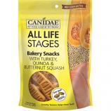Canidae- All Life Stages - Bakery Snacks Dog Treats - Turkey/Quinoa/S - 14 Oz