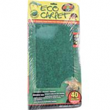 Zoo Med - Eco Carpet Reptile Terrarium Liner -  Green / Brown 55 Gal / 2 Pack