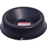 Tuff Stuff Products - Heavy Duty Feeder Bowl - Black - 7 Gallon