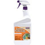 Bonide Products  - Liquid Copper Fungicide Ready To Use-1 Quart
