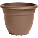 Bloem - Ariana Planter - Brown - 12 Inch