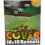 Dewitt Company - Pet Tough Kennel Cover-Green-10X10