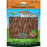 Emerald Pet Products - Twizzies Sticks - Turducky - 6 Inch