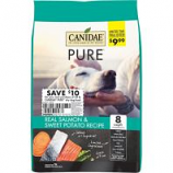 Canidae - Pure - Canidae Pure Dry Dog Food - Salmon/Sweet Potato - 3.5Lb