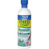 Mars Fishcare Pond - Pondcare Stress Coat Plus Water Conditioner - 16 Ounce