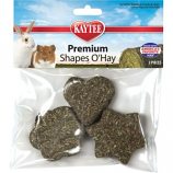 Kaytee Products - Kaytee Timothy Shapes O'Hay Treat - 3 Ct