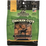Redbarn Pet Products - Redbarn Naturals Cuts Premium Dog Treat - Chicken - 8 Oz