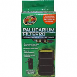 Zoo Med - Paludarium Replacement Filter Cartridge - 20 Gallon