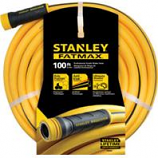 Bond Manufacturing - Stanley Fatmax Garden Hose-Yellow-5/8 In X 100 Ft