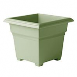 Novelty Mfg -Countryside Tub Planter-Sage-18 Inch