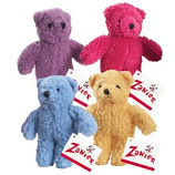 Zanies - Berber Bear - 8.5Inch - Purple