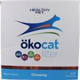 Healthy Pet - Litter - Okocat Natural Wood Clumping Cat Litter-18 Pound