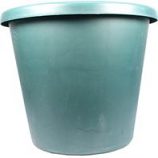 Myers Industries - Classic Pot For Plantings-Evergreen-24 Inch