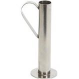 Miller Mfg - Hydrometer Test Cup Metal - Silver