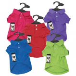 Zack & Zoey - Polo Shirt -  Small - Pink