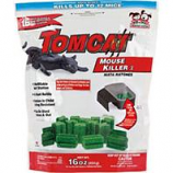 Motomco - Tomcat Mouse Killer I Refillable Bait Station-16 Refills