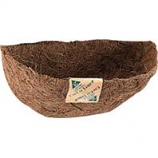 Panacea  - Wall Basket/Manger Shaped Coco Liner-16 Inch