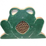 Welliver Outdoors - Welliver Mason Bee  Frog  House-Green