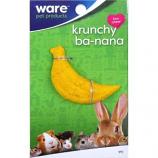 Ware Mfg - Critter Ware Krunchy Banana - Yellow/Green