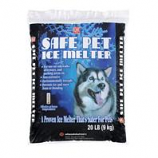 Milazzo Industries - Quick Joe Safe Pet Ice Melter-White-20 Pound Bag
