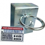 Tuff Stuff Products - Over Fence Bucket Hook - Silver - Small