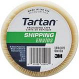 3M D - Tartan Packing Tape-Clear - 1.88 X109Yd