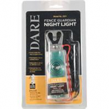 Dare Products Inc-Dare Fence Guardian Night Light-Clear-Up To 1 000 Ft