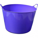 Tuff Stuff Products - Flex Tub - Purple - 4 Gallon