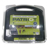 Tru-Test-Patriot Solarguard 155 Fence Energizer--10 Miles