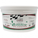 Saratoga Vet Products - Ground Flax Seed - 4 Lb
