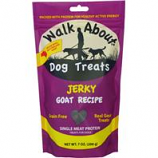 Walkabout Treats - Walkabout Dog Jerky-Goat-7 oz