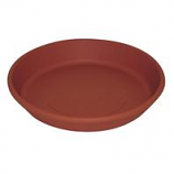 Myers Industries - Classic Pot Saucer - Sandstone - 8 Inch