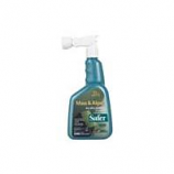 Woodstream Lawn & Garden - Safer Moss And Algae Killer And Surface Cleaner--32 Ounce