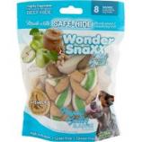 Healthy Chews - Wonder Snaxx Mini Braids - Peanut Butter/A - 8 Count