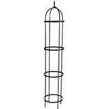 Panacea  - Rosetower Obelisk-Black-60 Inch