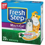 Clorox Petcare Products - Fresh Step Simply Unscntd - Unscented - 25 Pound