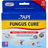 Aquarium Pharmaceuticals - Fungus Cure Powder - 10 Pack