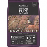 Canidae-Pure - Ancestral Raw Coated Avian Dry Food - Raw Coated Avia - 4 Lb