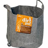 Hydrofarm Products - Hydrofarm Dirt Pot With Handle - 15 Gallon