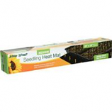 Hydrofarm Products - Seedling Heat Mat - Black - 20X20 Inch