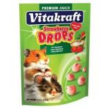 Vitakraft Pet - Drops With Strawberry - Hamster - Strawberry - 5.3 Oz