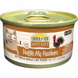 Canidae- Under The Sun - Witty Kitty Ruffle My Feathers Food - Turkey/Liver - 3 Oz
