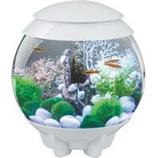 Oase - Aquatics - Biorb Halo 15 Mcr Aquarium-White - 4 Gallon / 15 Liter