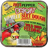 C And S Products P - Hot Pepper Delight Suet-Hot Pepper-11.75 Ounce
