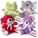 Zanies - Itty Bitty - 3.5Inch - Teeny Elephant