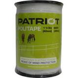 Tru-Test-Patriot Politape-White-660 Ftx 1 1/2In