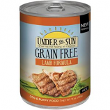 Canidae- Under The Sun - Grain Free Dog Food - Lamb - 13 Oz