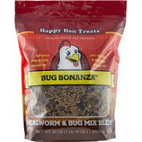 Durvet - Happy Hen - Bug Bonanza-Chicken Treat - 30 Oz