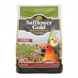 The Higgins Group - Safflower Gold Natural Blend For Conure/Cockatiel - 3Lb