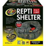 Zoo Med - Repti Shelter 3-In-1 Cave - Medium